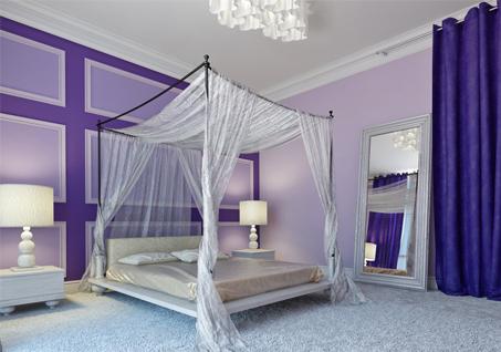 Couleurs et ambiance, couleur et orientation chambre